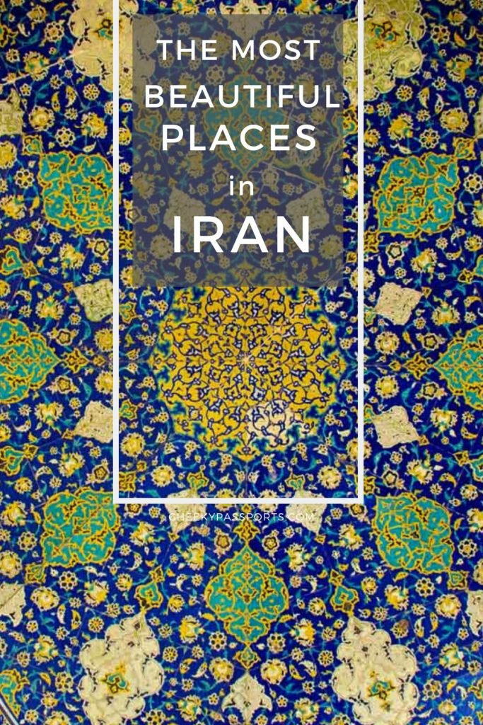 It's no secret that we fell in love with Iran, so we're excited to show you what we think are the most beautiful places in Iran! #iran #irantravel #iranissafe #toptouristattractions #tourism #travel #travelstoke #offthebeat #iran #attractions #worldheritage #kerman #unesco #worldheritage
