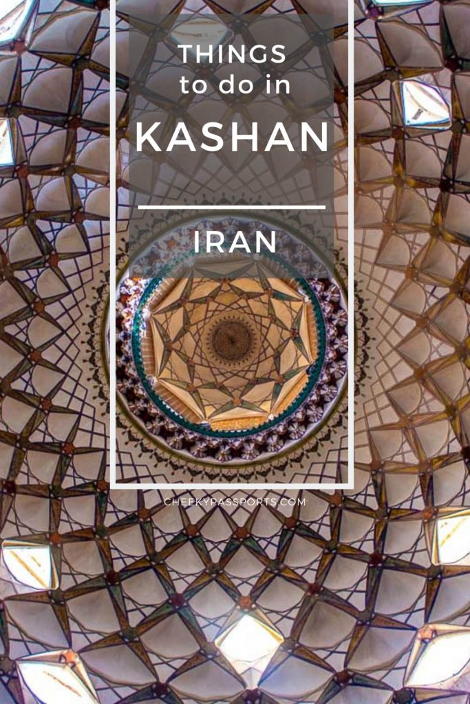 The beautiful city of Kashan, Iran, is now a rather popular destination. The things to do in Kashan, Iran, can be explored in one day. #iran #irantravel #iranissafe #toptouristattractions #tourism #travel #travelstoke #offthebeat #iran #attractions #worldheritage #kerman #unesco #worldheritage
