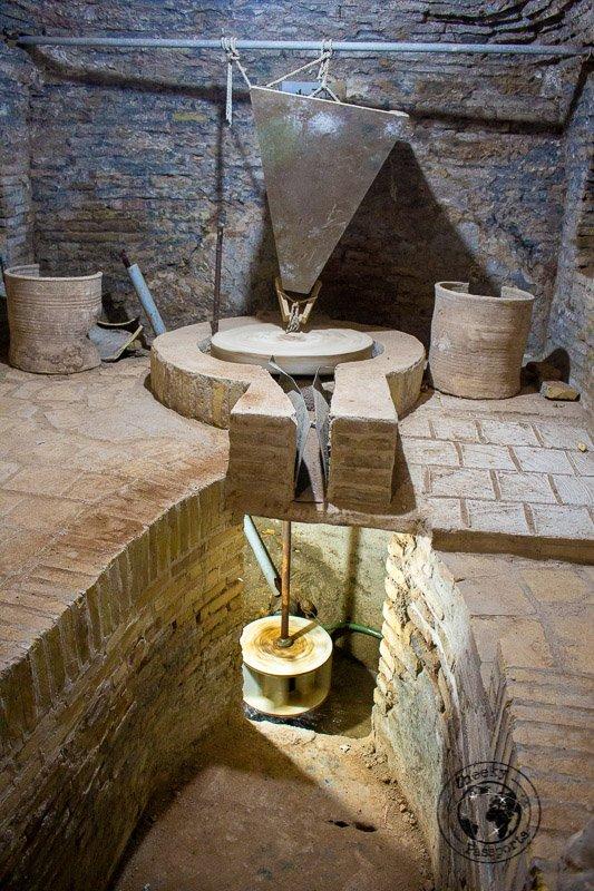 Kushkno Underground Water Mill